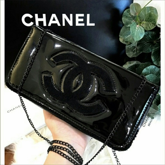 a47ee018de49c9 CHANEL Bags | Beauty Makeup Bag Clutch | Poshmark